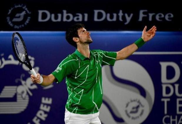 Novak Djokovic neemt zijn tijd om te beslissen over deelname US Open