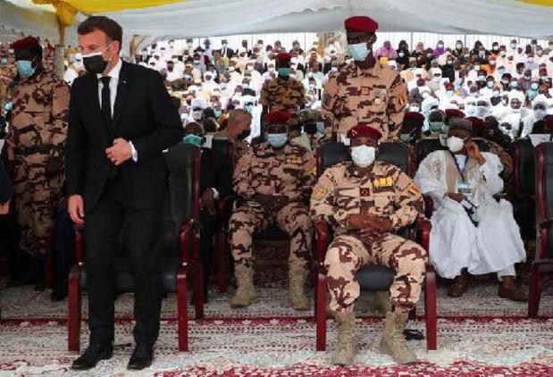 Onrust Tsjaad: Duizenden demonstreren tegen militaire overgangsregering in Tsjaad, al twee doden geteld