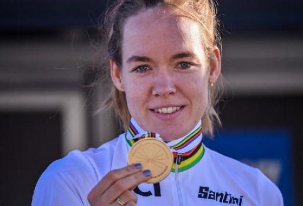 Anna van der Breggen verdedigt wereldtitel tijdrijden niet