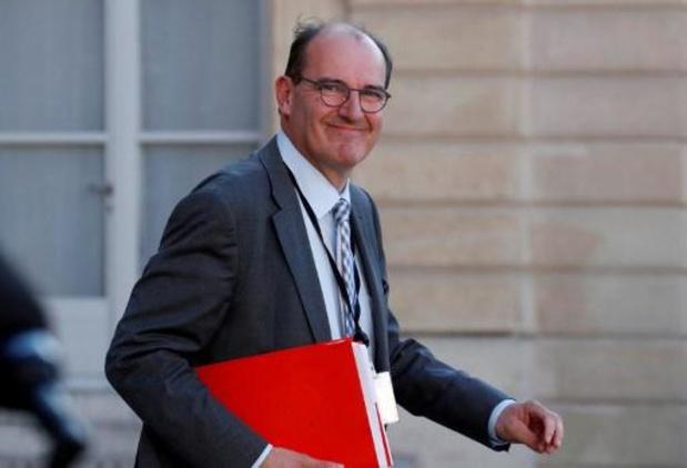 Macron stelt Jean Castex aan als nieuwe Franse premier