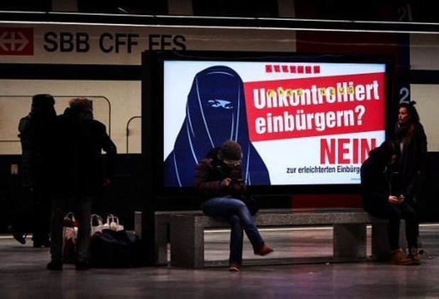 "Zwitsers parlement kant zich tegen zogenaamd ""boerka-initiatief"""