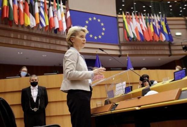 La Belgique reçoit mardi 2 milliards d'euros de prêts de l'Europe