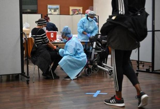 Plus de 62.000 médecins et infirmières contaminés aux Etats-Unis