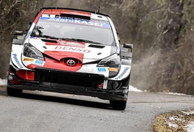 Sébastien Ogier s'offre un 8e succès record au Monte-Carlo, Thierry Neuville troisième