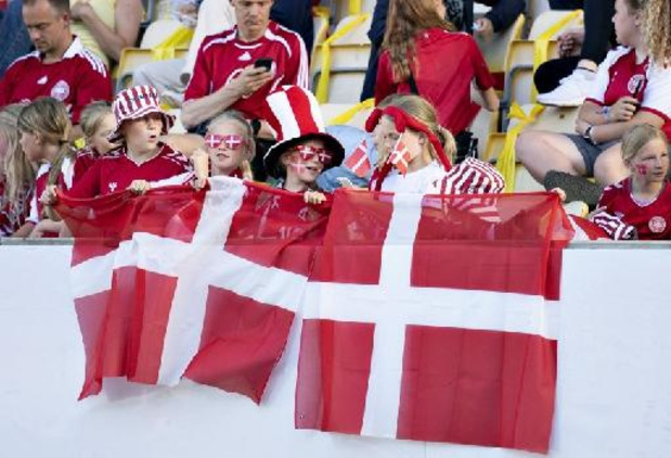 Christian Eriksen: 'Denemarken heeft ongelofelijk goed gespeeld'