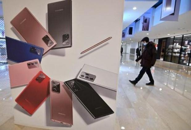 Samsung verhuurt voortaan ook smartphones in België