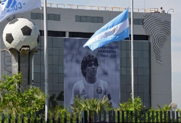 """""""Maradona kreeg ontoereikende zorg"""", besluiten medische experts"""