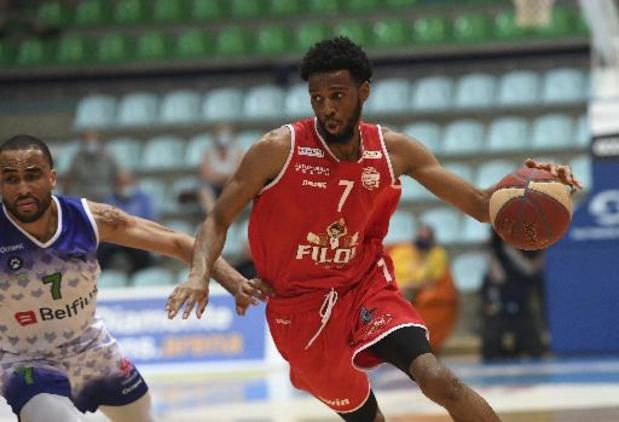 """Euromillions Basket League - Loïc Schwartz (Ostende), MVP de la finale: """"C'est ma meilleure saison, de loin"""""""