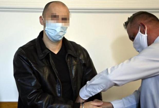 Assisen Luik: Henry Generet krijgt levenslang voor moord op ex-vriendin
