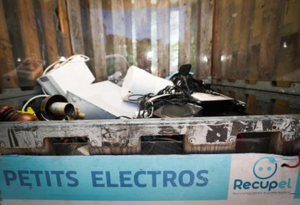 Grande collecte de vieux appareils électroménagers jusqu'au 31 octobre