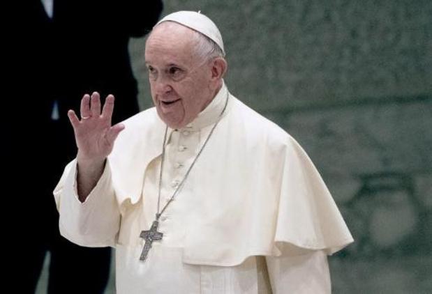 Paus Franciscus en Charles Michel overleggen zaterdag over klimaat