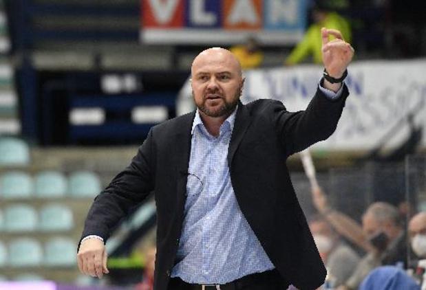 Mons s'incline face à ZZ Leiden et est reversé en FIBA Europe Cup