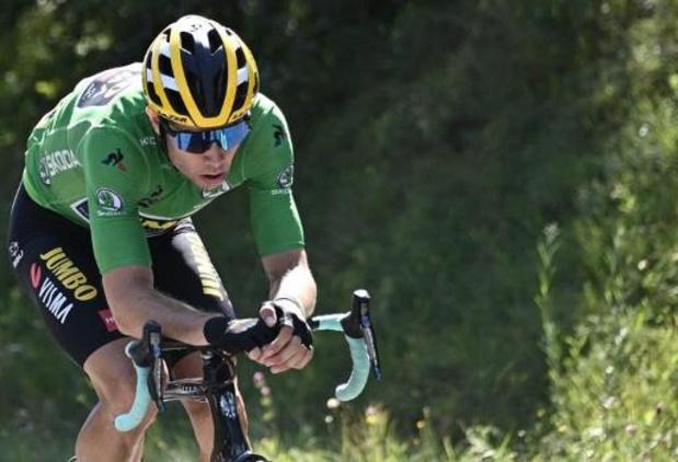 Wout van Aert part favori du contre-la-montre mais ne surestime pas ses chances