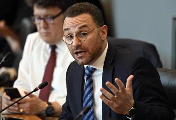 Magnette vraagt geen ontslag van veroordeelde partijgenoot Jean-Charles Luperto