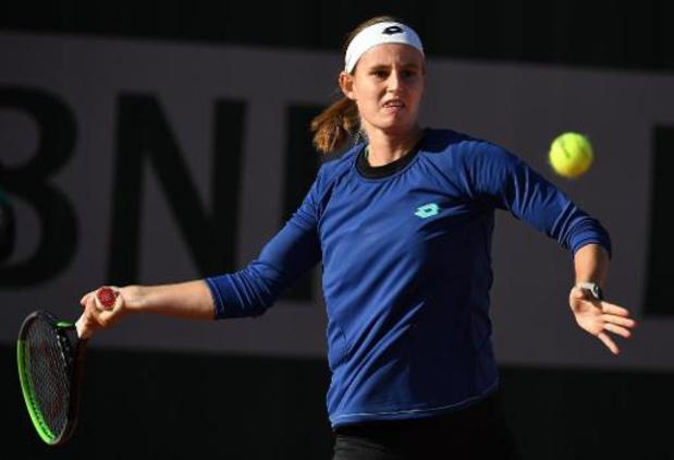 Roland Garros - Minnen en Flipkens moeten elk na pak rammel in eerste ronde koffers pakken