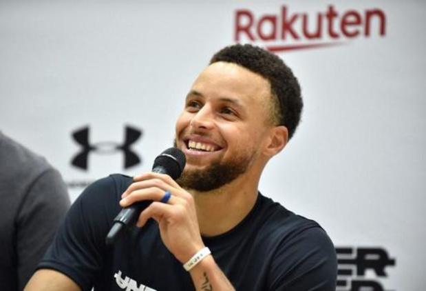 Un record de 62 points pour Stephen Curry (Golden State Warriors) face à Portland