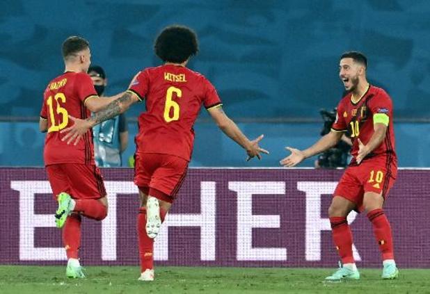 Euro 2020 - Clinique, la Belgique souffre mais écarte le champion d'Europe portugais et file en quarts