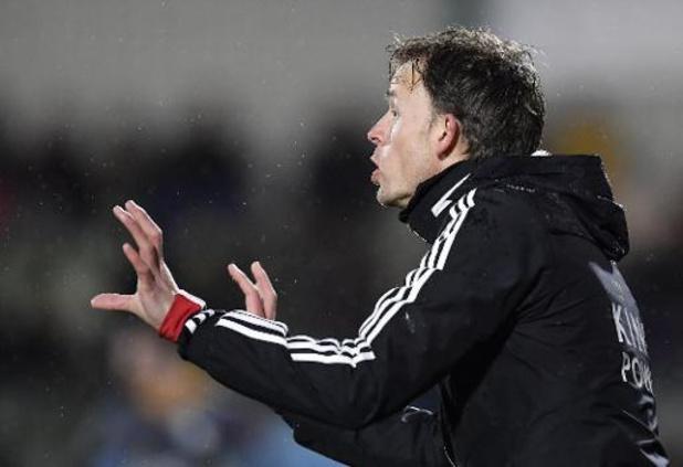Vincent Euvrard wordt trainer van RWDM
