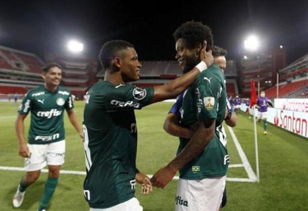 Palmeiras neemt optie op finale