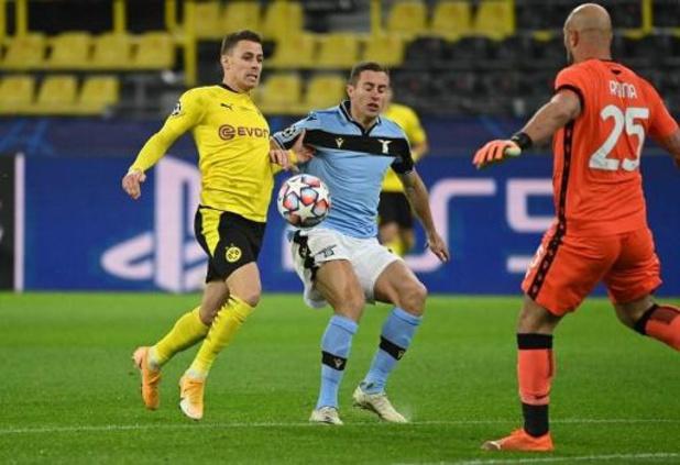 Champions League - Dortmund heeft Haaland niet nodig tegen Lazio, PSG wint bij ManU