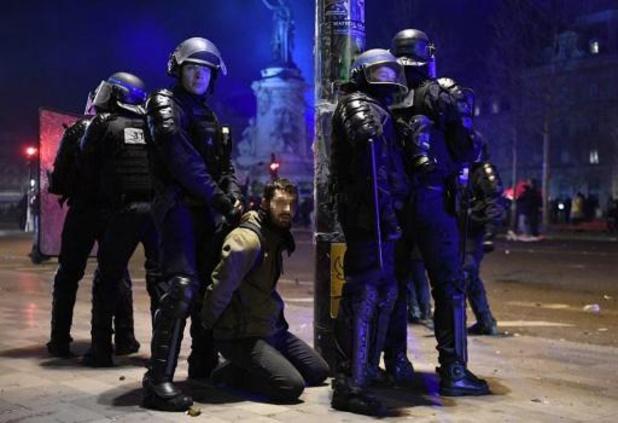 Algemene staking Frankrijk - 149.000 betogers in heel Frankrijk, 21.000 in Parijs