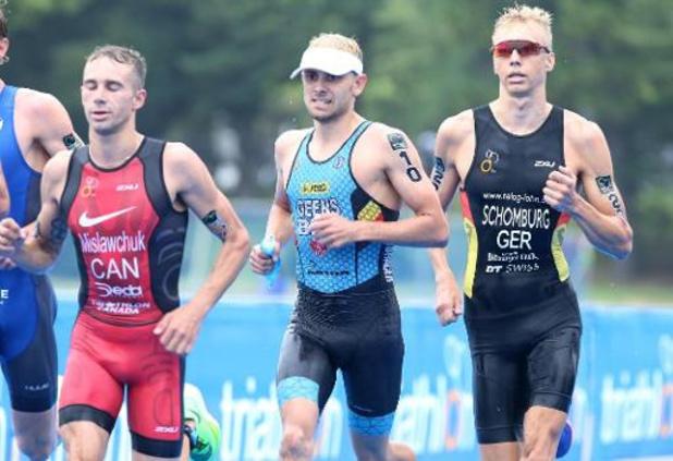 Les Mondiaux de triathlon super-sprint et de relais mixte aux Bermudes en octobre 2021