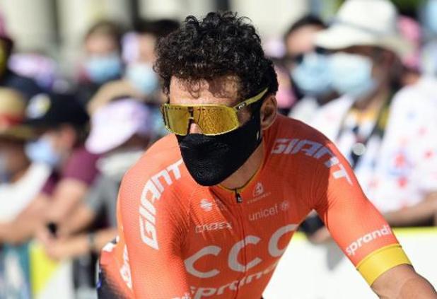 """Tour de France - Greg Van Avermaet: """"Er wordt heel hard gekoerst"""""""