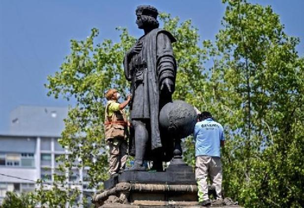 Monument voor inheemse vrouwen vervangt standbeeld Columbus in Mexico-Stad