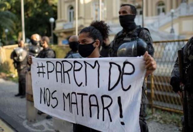 Brésil: la justice interdit les raids policiers dans les favelas de Rio durant la pandémie
