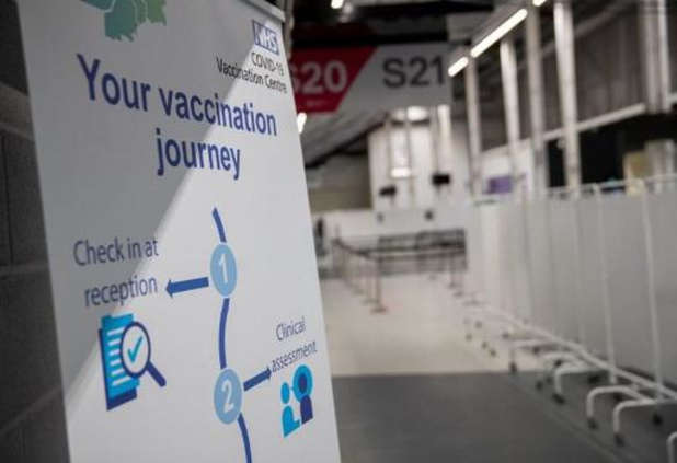 Coronavirus - Verenigd Koninkrijk breidt vaccinatiecampagne uit vanaf maandag