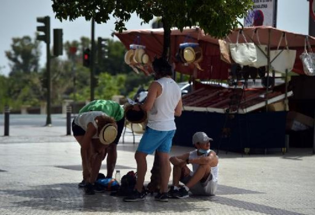 L'Espagne aux prises avec une vague de chaleur étouffante