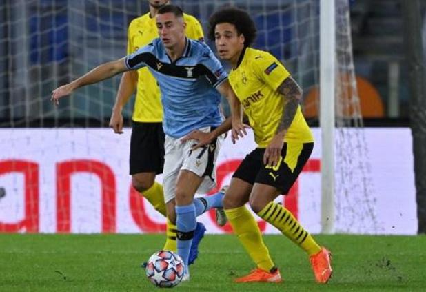 Champions League - Manchester United wint topper in Parijs, Witsel en Meunier onderuit tegen Lazio