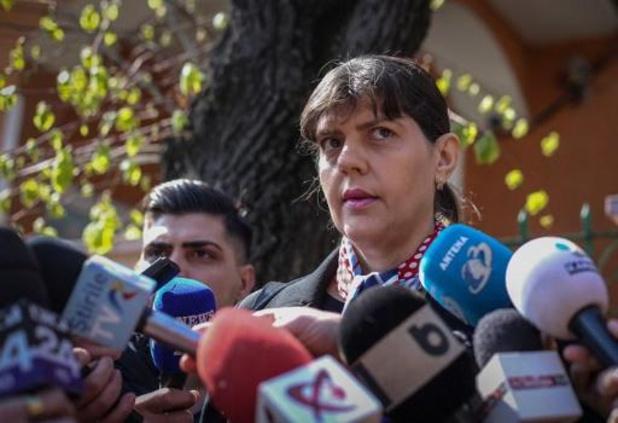 Roemeense Laura Codruta Kövesi officieel voorgedragen als Europees openbaar aanklager