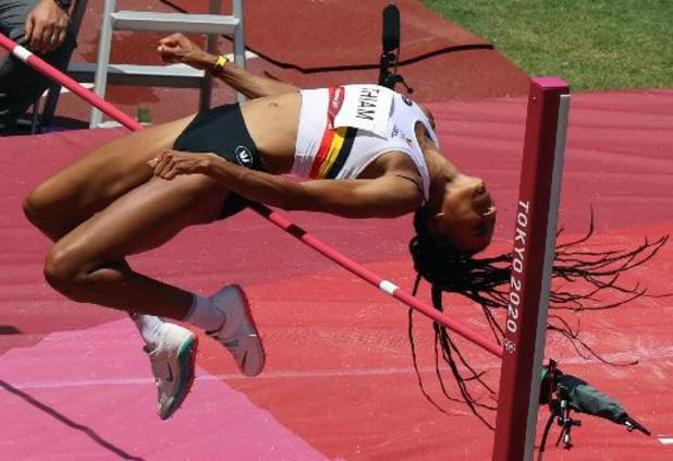 OS 2020 - Thiam neemt leiding over met zege in hoogspringen, Noord Vidts knap vierde