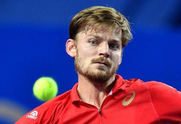 """ATP Cinicinnati - David Goffin: """"L'US Open, cela va être spécial"""""""