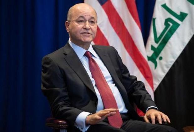 Iraakse president Saleh bereid om af te treden