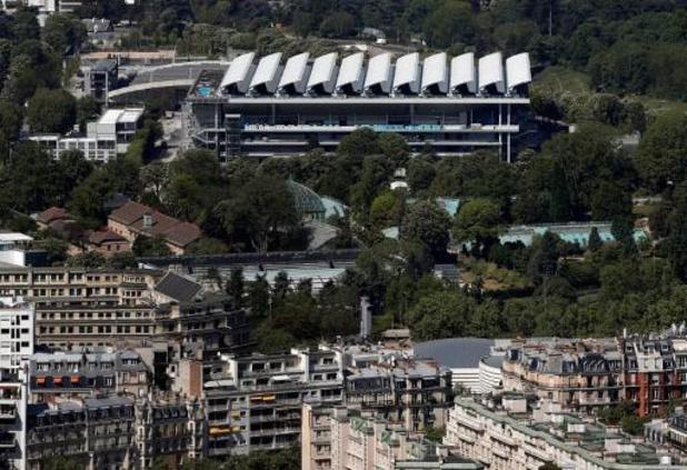 Roland Garros betaalt alle reeds gekochte tickets terug