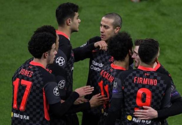 Dortmund, PSG en Liverpool staan dichtbij de kwartfinales, Juve moet nog knokken
