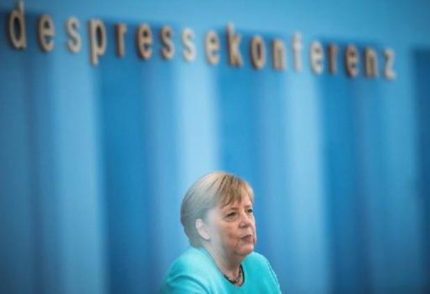 Angela Merkel appelle la population à intensifier ses efforts de vaccination