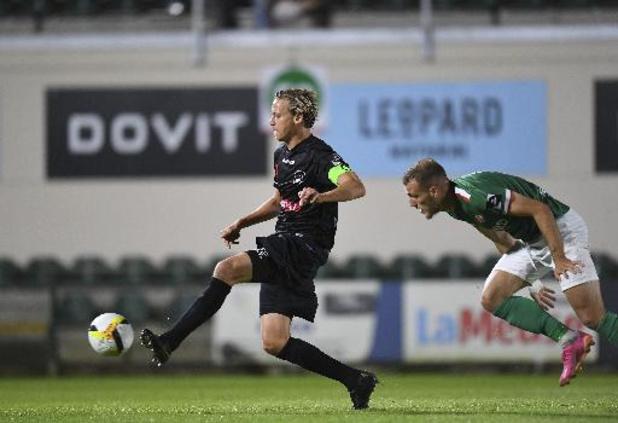 1B Pro League - Grâce à une minute de folie, Virton empoche sa première victoire de la saison