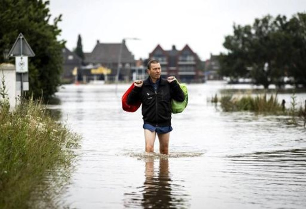 10 miljoen euro binnen voor slachtoffers overstromingen Nederlands-Limburg