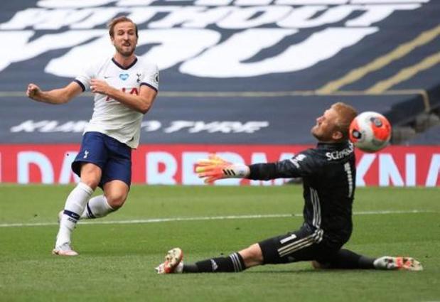 Belgen in het buitenland - Kane helpt Tottenham voorbij Leicester