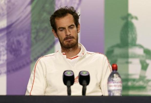 OS 2020 - Andy Murray laat enkelspel in Tokio schieten