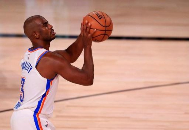 Chris Paul quitte Oklahoma City pour Phoenix, James Harden veut quitter Houston