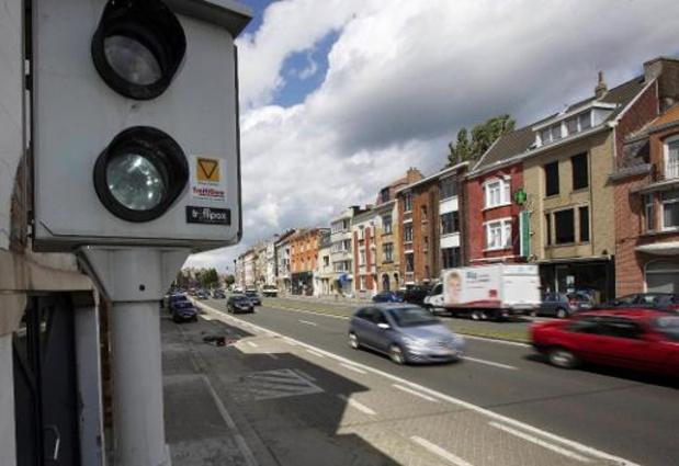Légère diminution du nombre d'infractions routières en 2020