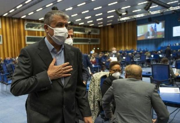 """Téhéran réclame une condamnation de l'AIEA sur le """"sabotage"""" d'un site nucléaire"""