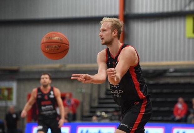 Reporté, le match de basket Charleroi-Louvain en BNXT League est reprogrammé au 16 novembre
