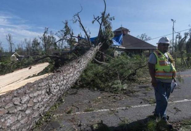 Orkaan Laura - Zes doden, minder materiële schade dan gevreesd