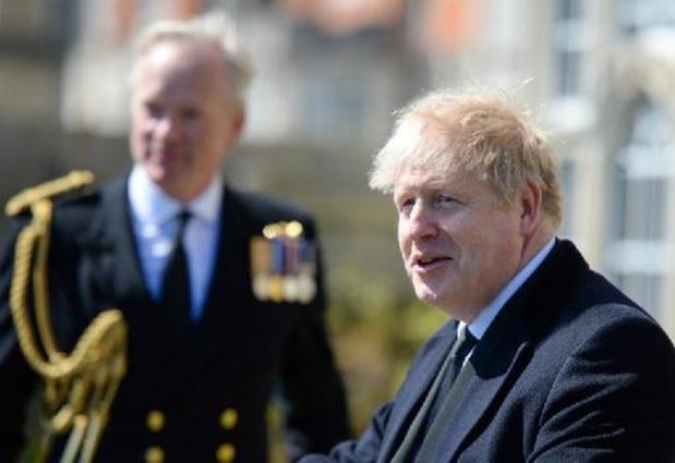 """Britse premier Johnson ziet Super League als schadelijk: """"Raakt het voetbal in het hart"""""""