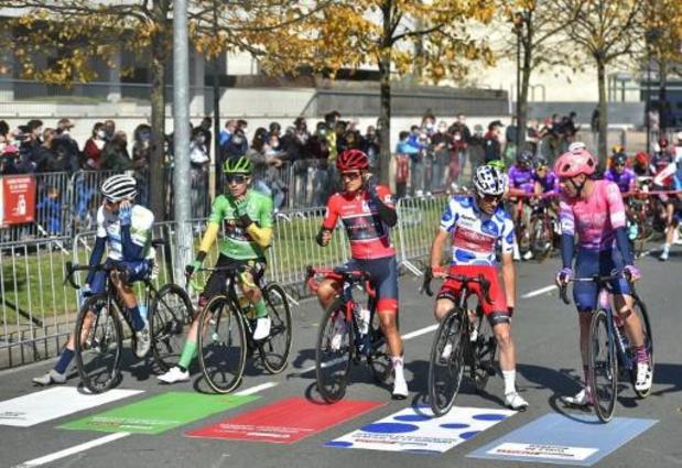 Primoz Roglic pakt tweede ritzege in Vuelta en nadert op leider Richard Carapaz